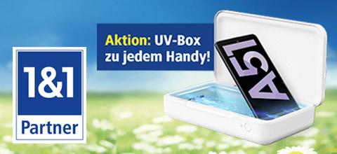 1und1 Aktion Uv Box Gratis